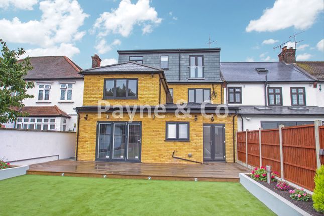 Thumbnail End terrace house for sale in The Drive, Ilford
