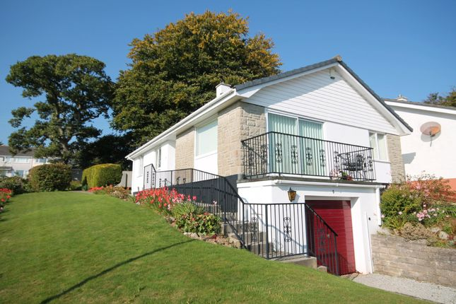 3 bed detached bungalow for sale in Queen Anne Gardens, Falmouth TR11