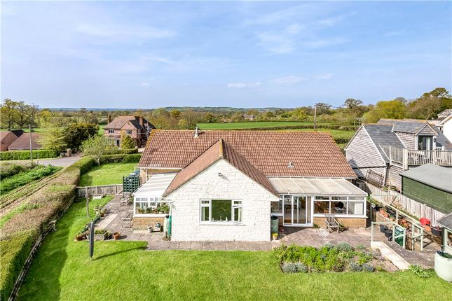 Thumbnail Detached bungalow for sale in Totnell, Leigh, Sherborne, Dorset