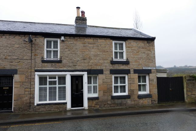 Thumbnail End terrace house to rent in Front Street, Shotley Bridge