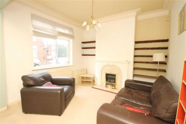 Thumbnail Terraced house to rent in Roseneath Avenue, Levenshulme, Manchester