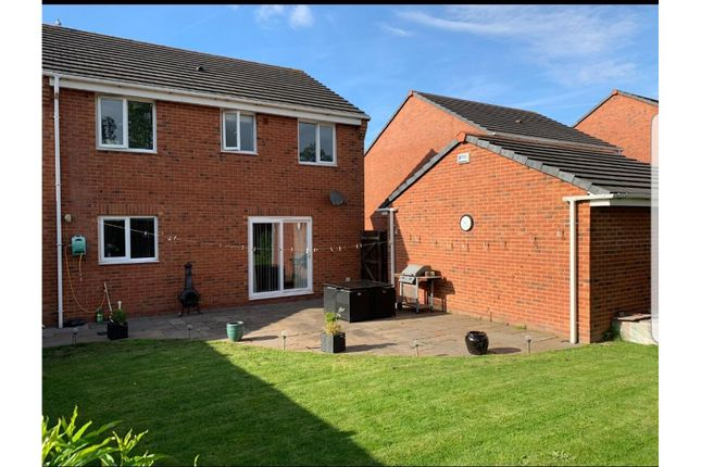 4 bed detached house for sale in Matterhorn Road, Rivacre
