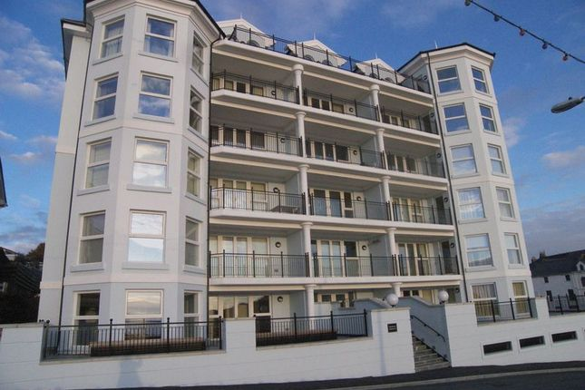 Thumbnail Flat for sale in Promenade, Port Erin, Isle Of Man