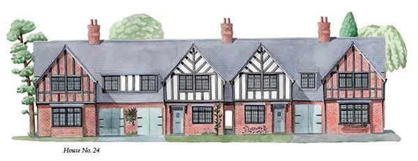 Thumbnail End terrace house for sale in Kingshurst, 1 Kingshurst Gardens, Bretforton Road, Worcestershire