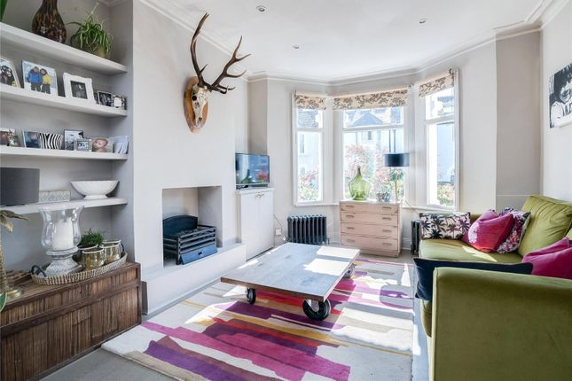 Thumbnail Terraced house for sale in Bucharest Road, Wandsworth, London
