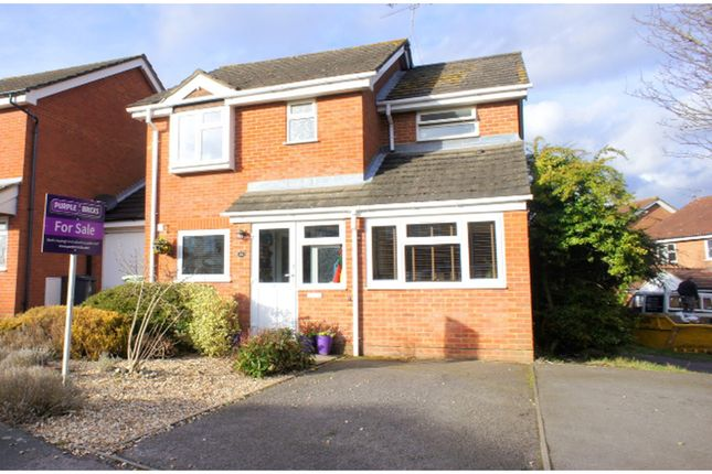 Thumbnail Link-detached house for sale in Dunbar Road, Camberley