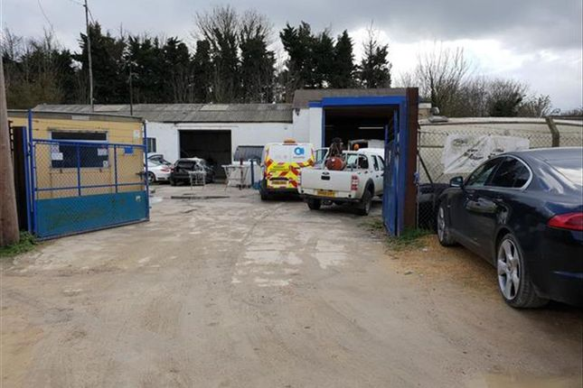 Thumbnail Commercial property for sale in Auto Body Repair Garage UB7, Johnson Yard, Middlesex