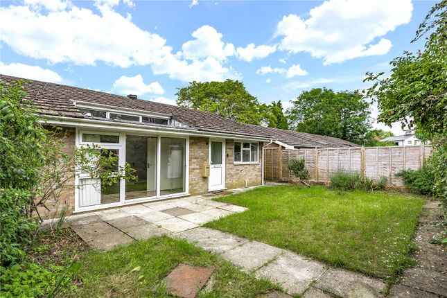 Thumbnail Bungalow for sale in Heron Place, Hernes Road, Summertown
