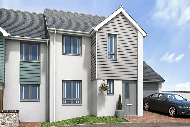 Thumbnail Terraced house for sale in The Kedleston, Plantation Way, Torquay, Devon