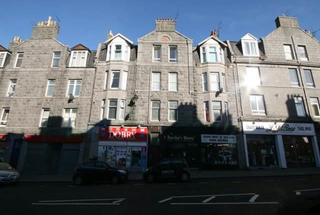 Thumbnail Flat to rent in Victoria Road, Aberdeen