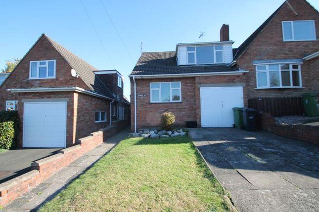 Thumbnail Semi-detached bungalow to rent in Elmtree Grove, Halesowen, West Midlands