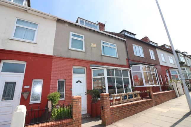 Thumbnail Terraced house for sale in Rowson Street, Wallasey