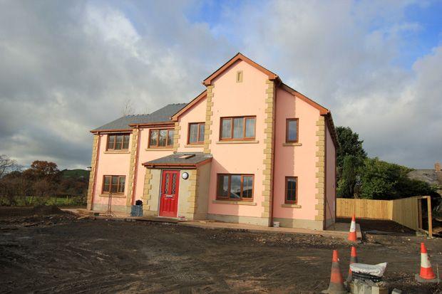 Thumbnail Detached house for sale in Alltyferin Road, Pontargothi, Nantgaredig, Carmarthen, Carmarthenshire