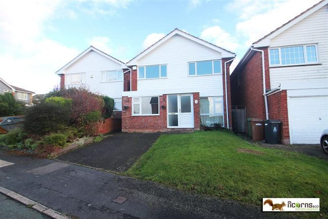 Thumbnail Detached house for sale in Bude Road, Walsall