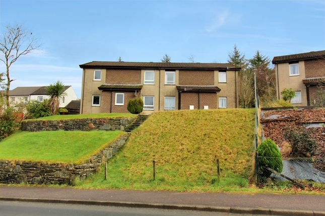 Thumbnail Flat for sale in 5 Craignish Place, Lochgilphead