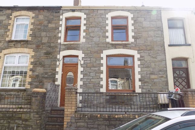 Thumbnail Terraced house for sale in Gray Street, Abertillery