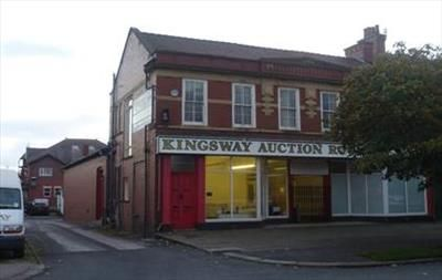 Thumbnail Commercial property for sale in The Galleries (Building & Site), 2 - 4 Kingsway, Ansdell