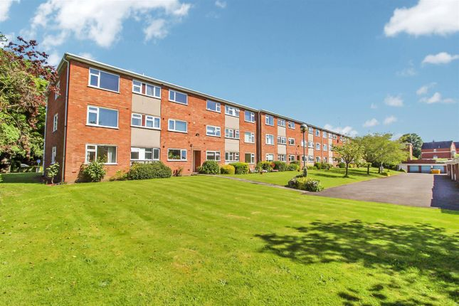 Thumbnail Flat for sale in The Oaks, Warwick Place, Royal Leamington Spa