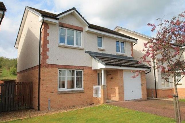Thumbnail Detached house for sale in 35, Munnoch Way, Plean Stirling FK78Ga