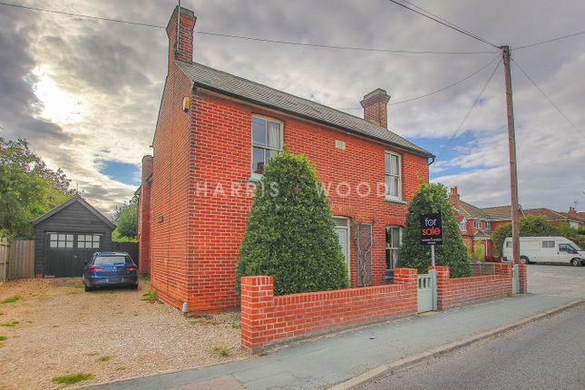 Thumbnail Detached house for sale in St Johns Road, Colchester