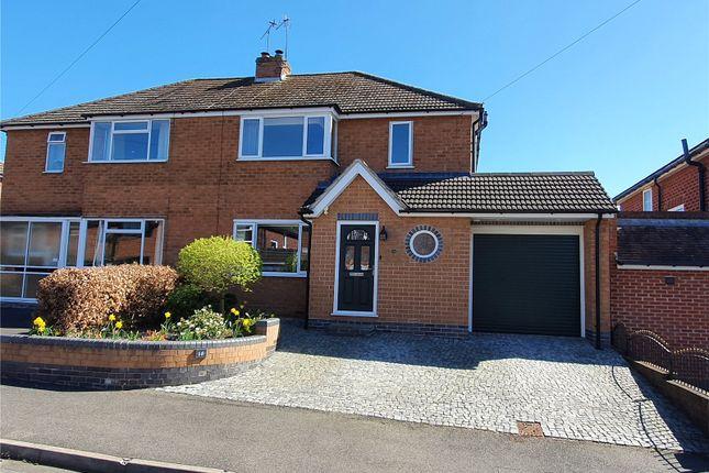 Thumbnail Semi-detached house for sale in Horton Road, Kinver, Stourbridge