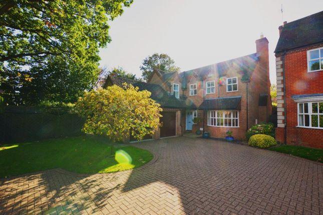 Thumbnail Detached house to rent in Wavendon Gate, Milton Keynes