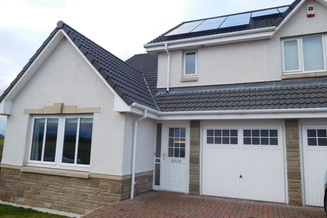 Thumbnail Detached house to rent in Sandee, Tranent, East Lothian
