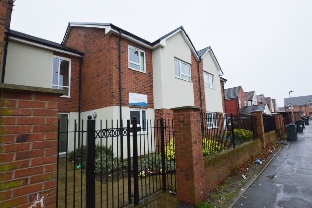 Thumbnail Flat to rent in Doe Quarry Terrace, Dinnington, Sheffield