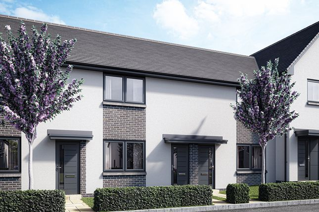 Thumbnail Terraced house for sale in Glasgow Road, St Ninians, Stirling