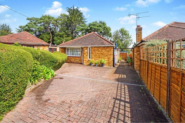 Thumbnail Detached bungalow for sale in Common Close, Eastleigh
