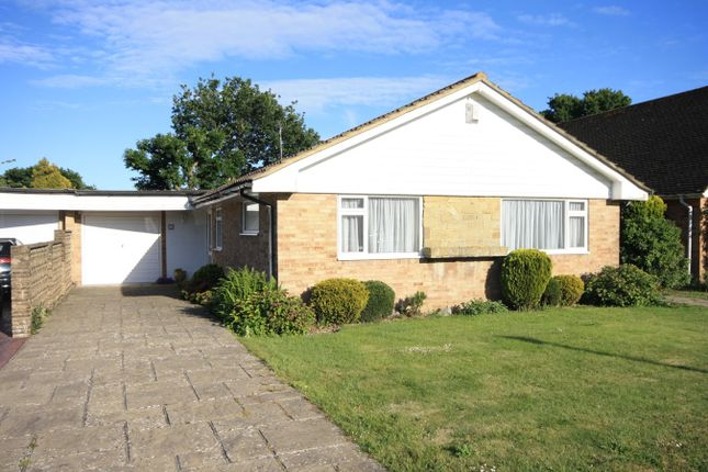 Thumbnail Detached bungalow for sale in Oakleigh Road, Bexhill-On-Sea