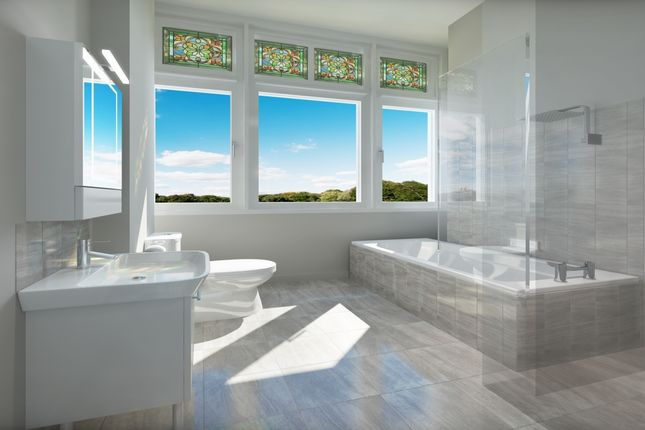 Bathroom of Bow Garrett Brinksway, Stockport, Cheshire SK3