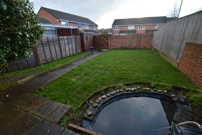 Semi-detached house for sale in Warwick Road, Exeter, Devon