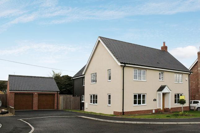 Thumbnail Detached house for sale in Dunwich Road, Blythburgh, Halesworth