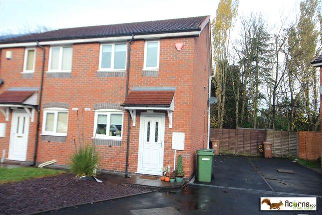 Semi-detached house in  Usk Close  Bloxwich  Walsall  Birmingham