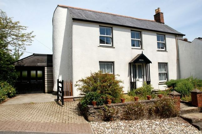 Thumbnail Semi-detached house for sale in Bodmin Hill, Lostwithiel