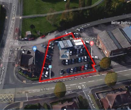 Thumbnail Land to let in Car Sales At 354, Wilderspool Causeway, Warrington, Cheshire