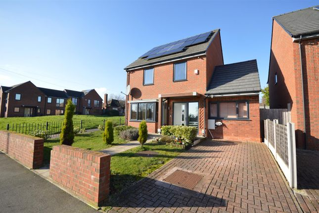 Thumbnail Detached house for sale in Manston Road, Birmingham