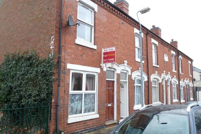 Thumbnail Terraced house for sale in Birchwood Crescent, Moseley, Birmingham