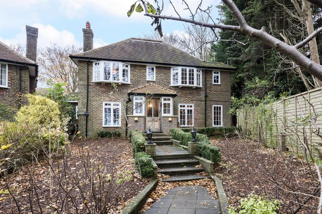 Thumbnail Detached house to rent in The Green, Hove