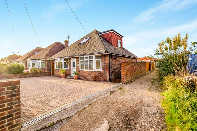 Thumbnail Detached bungalow for sale in Brighton Road, Lancing
