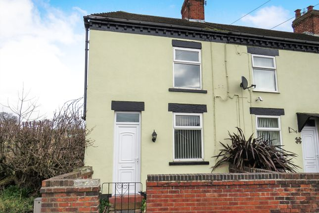 Thumbnail Cottage for sale in Derby Road, Eastwood, Nottingham