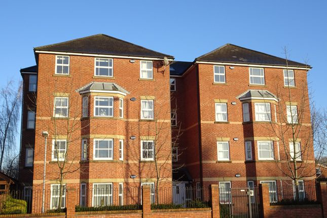 Thumbnail Flat to rent in Eden Court, 38 Wilbraham Road, Manchester M147Sa