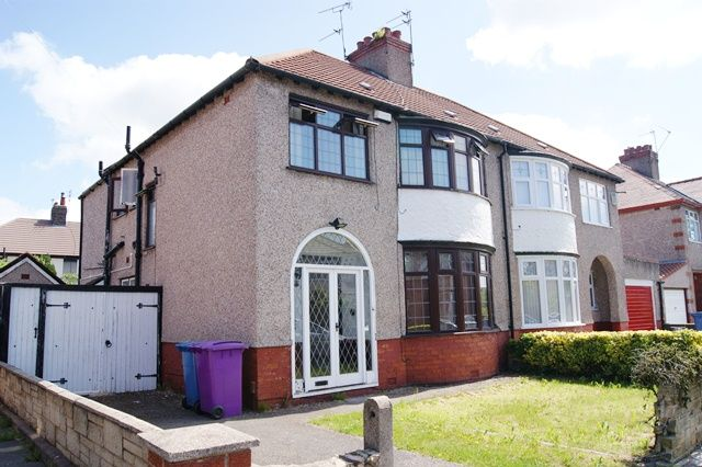 Thumbnail Semi-detached house to rent in Reedale Road, Mossley Hill, Liverpool, Merseyside