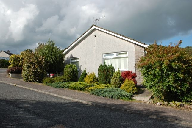 Thumbnail Detached bungalow for sale in 8 Galla Crescent, Dalbeattie