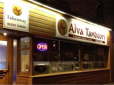 Thumbnail Restaurant/cafe for sale in Stirling Street, Alva