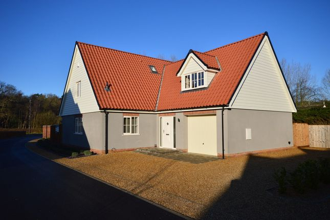 Thumbnail Detached house for sale in Golden Pheasant Drive, Snettisham, King's Lynn