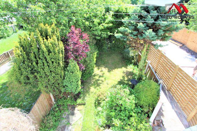 Aerial - Front Garden