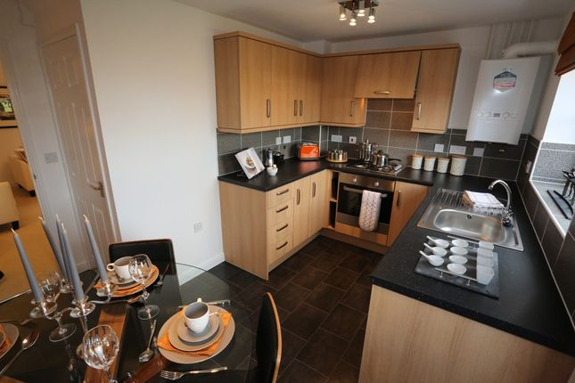 2 bed semi-detached house for sale in The Kerry, Kingsway, Stainforth, Doncaster, South Yorkshire