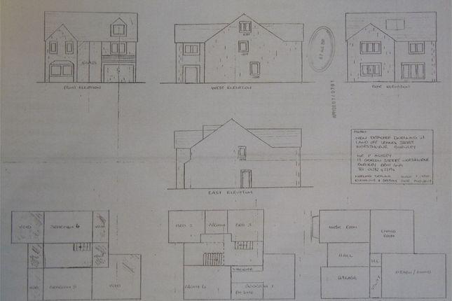 Thumbnail Land for sale in Lennox Street, Worsthorne, Burnley, Lancashire